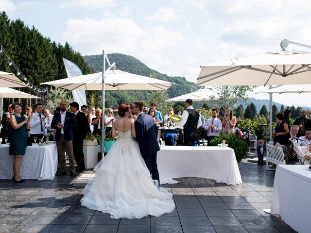 Il matrimonio di Mattia e Cristina a Pettenasco, Novara 31