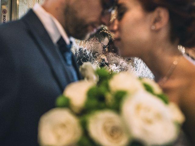 Il matrimonio di Mattia e Cristina a Pettenasco, Novara 32