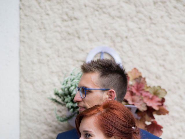 Il matrimonio di Mattia e Cristina a Pettenasco, Novara 40