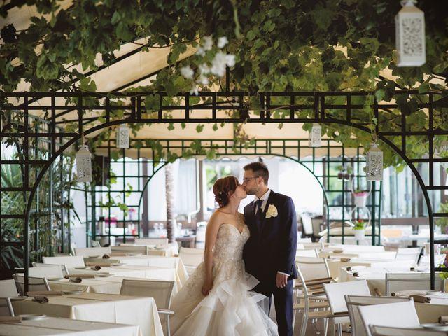 Il matrimonio di Mattia e Cristina a Pettenasco, Novara 41