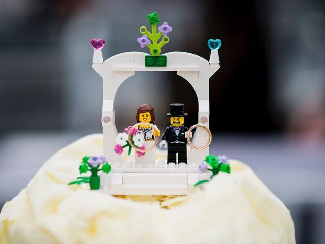 Il matrimonio di Mattia e Cristina a Pettenasco, Novara 43