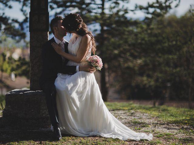 le nozze di Denise e Dennis