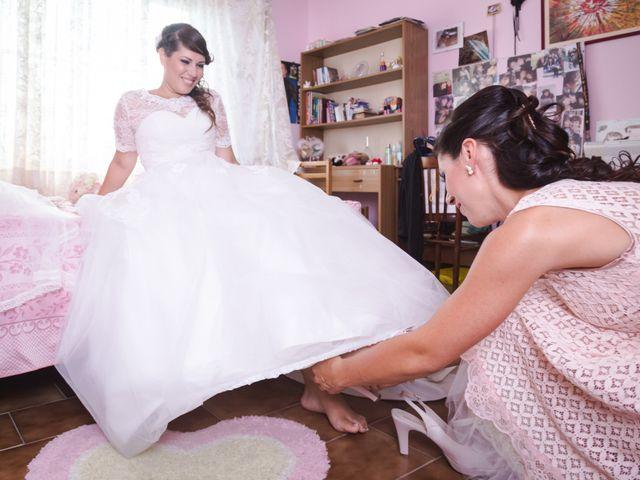 Il matrimonio di Giovanni e Aurora a Terralba, Oristano 28