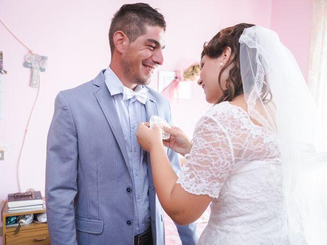 Il matrimonio di Giovanni e Aurora a Terralba, Oristano 33