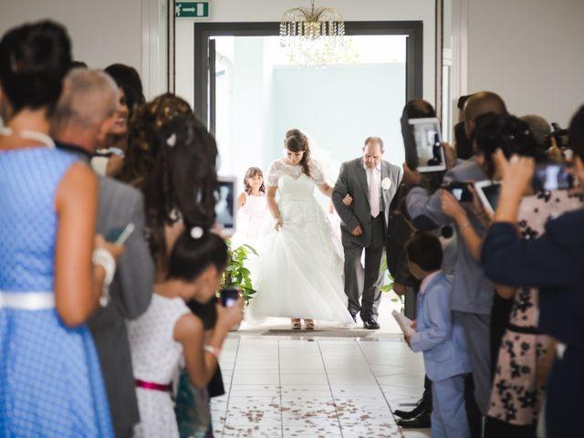 Il matrimonio di Giovanni e Aurora a Terralba, Oristano 44