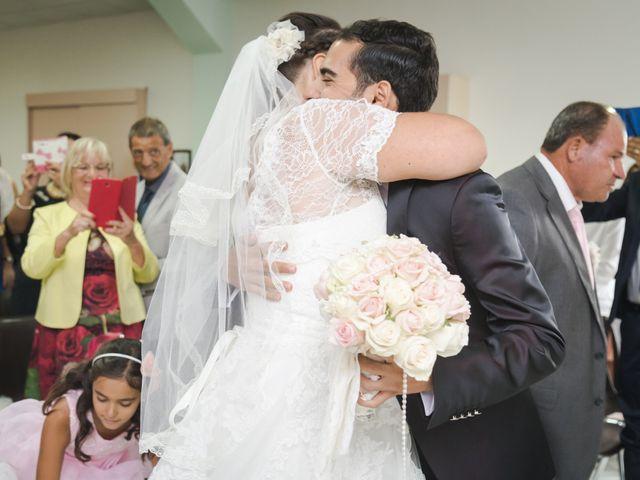 Il matrimonio di Giovanni e Aurora a Terralba, Oristano 45