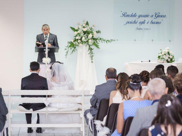 Il matrimonio di Giovanni e Aurora a Terralba, Oristano 53