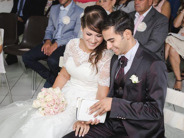 Il matrimonio di Giovanni e Aurora a Terralba, Oristano 56