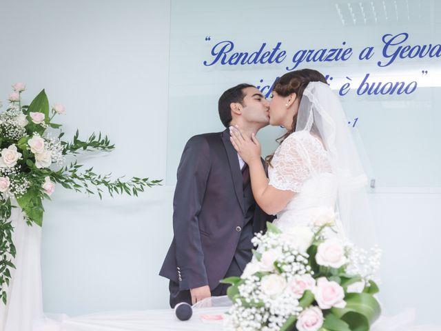 Il matrimonio di Giovanni e Aurora a Terralba, Oristano 60