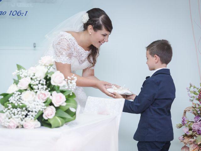 Il matrimonio di Giovanni e Aurora a Terralba, Oristano 61