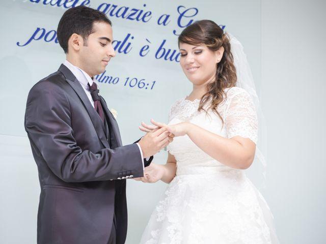 Il matrimonio di Giovanni e Aurora a Terralba, Oristano 62