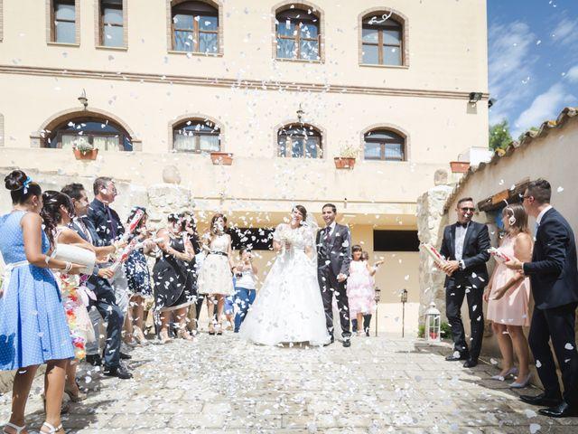 Il matrimonio di Giovanni e Aurora a Terralba, Oristano 79