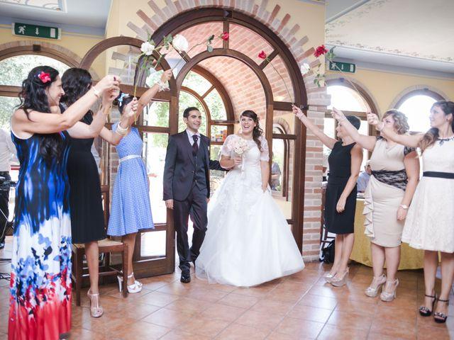 Il matrimonio di Giovanni e Aurora a Terralba, Oristano 87