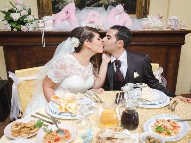 Il matrimonio di Giovanni e Aurora a Terralba, Oristano 88