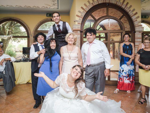 Il matrimonio di Giovanni e Aurora a Terralba, Oristano 93