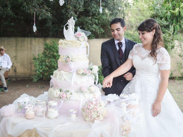 Il matrimonio di Giovanni e Aurora a Terralba, Oristano 100