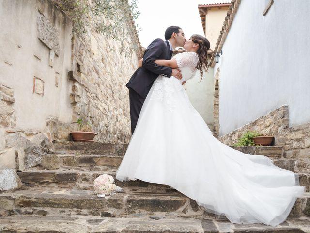 Il matrimonio di Giovanni e Aurora a Terralba, Oristano 111