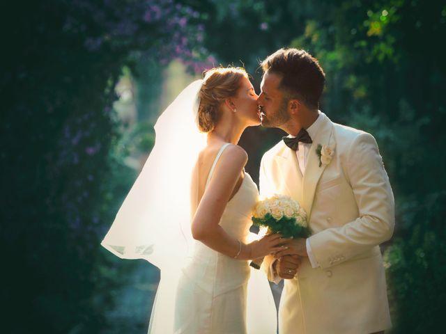 Le nozze di Emma e Christian