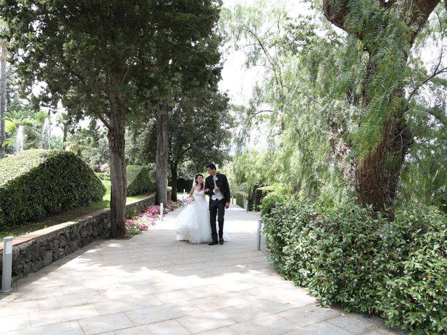 Il matrimonio di Davide e Roberta a Belpasso, Catania 14