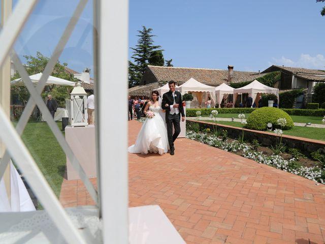 Il matrimonio di Davide e Roberta a Belpasso, Catania 16