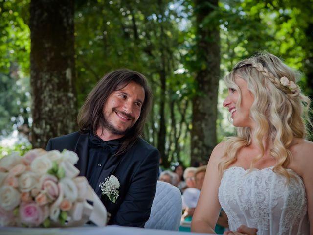 Il matrimonio di David e Giulia a Reggello, Firenze 5