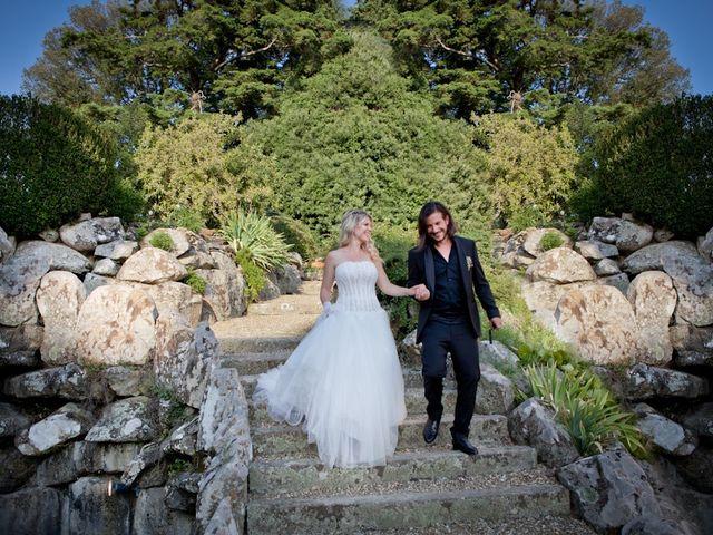 Il matrimonio di David e Giulia a Reggello, Firenze 11