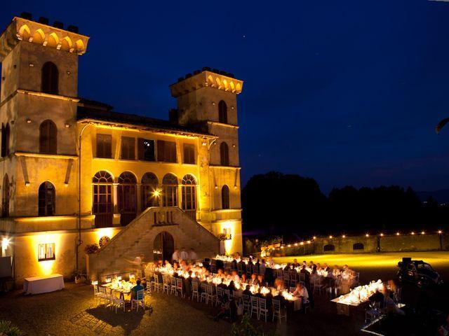 Il matrimonio di David e Giulia a Reggello, Firenze 18