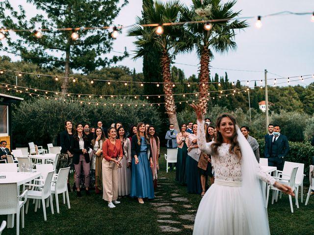 Il matrimonio di Alberto e Margherita a Albenga, Savona 81