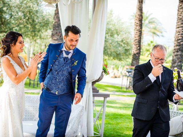 Il matrimonio di Demetrio e Melisa a Catania, Catania 11