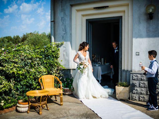 Il matrimonio di Demetrio e Melisa a Catania, Catania 25