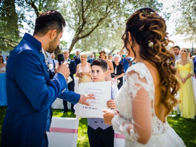 Il matrimonio di Demetrio e Melisa a Catania, Catania 26