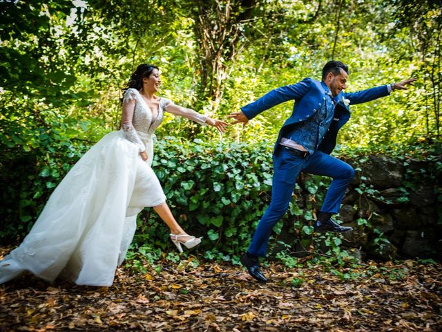 Le nozze di Melisa e Demetrio