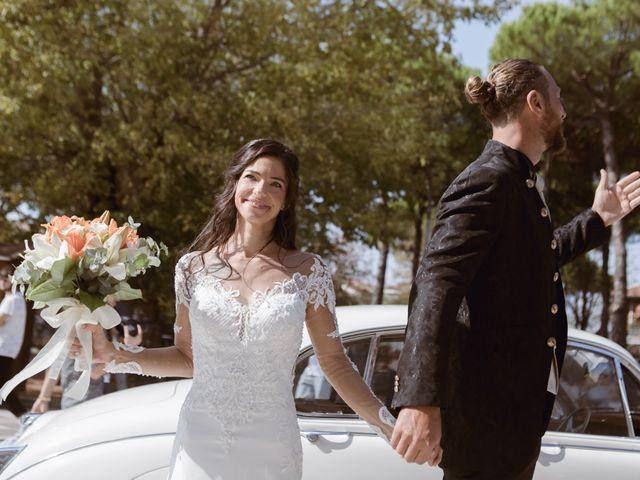 Il matrimonio di Jonni e Melissa a Cesenatico, Forlì-Cesena 26
