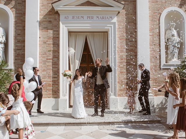Il matrimonio di Jonni e Melissa a Cesenatico, Forlì-Cesena 40