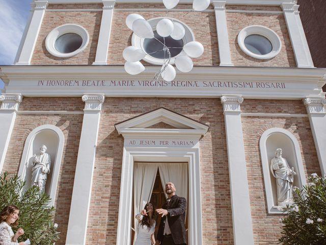 Il matrimonio di Jonni e Melissa a Cesenatico, Forlì-Cesena 41