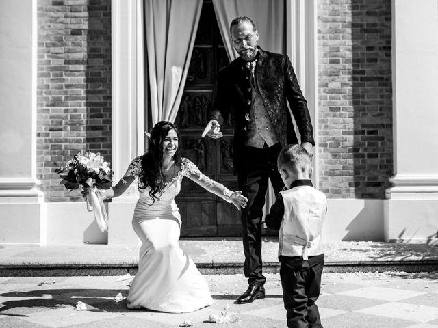 Il matrimonio di Jonni e Melissa a Cesenatico, Forlì-Cesena 43