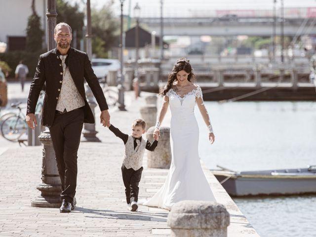 Il matrimonio di Jonni e Melissa a Cesenatico, Forlì-Cesena 45
