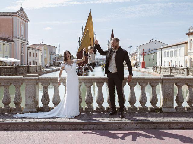 Il matrimonio di Jonni e Melissa a Cesenatico, Forlì-Cesena 51