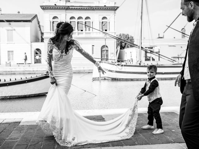 Il matrimonio di Jonni e Melissa a Cesenatico, Forlì-Cesena 53