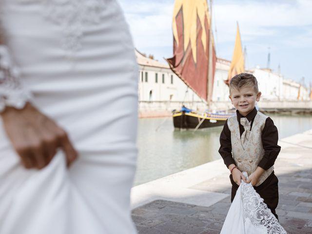 Il matrimonio di Jonni e Melissa a Cesenatico, Forlì-Cesena 54