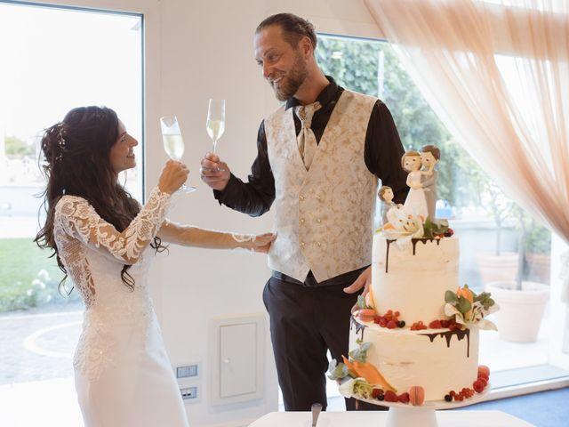 Il matrimonio di Jonni e Melissa a Cesenatico, Forlì-Cesena 85
