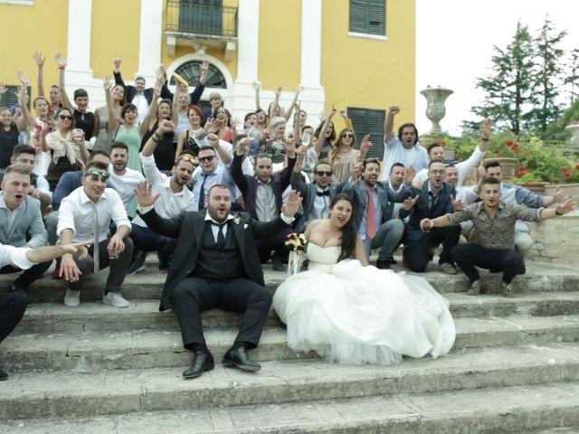 Il matrimonio di Alessio e Debora a Macerata, Macerata 33
