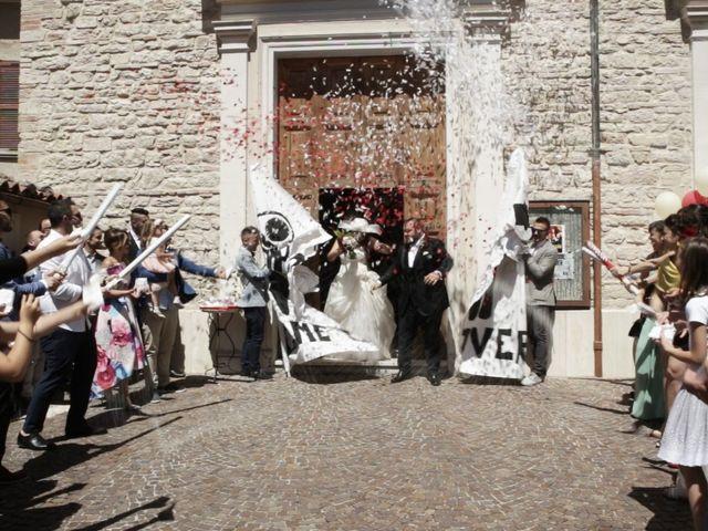 Il matrimonio di Alessio e Debora a Macerata, Macerata 44