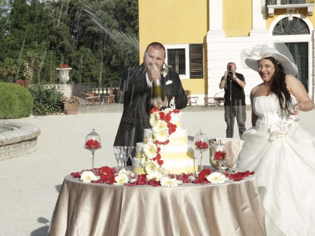 Il matrimonio di Alessio e Debora a Macerata, Macerata 49