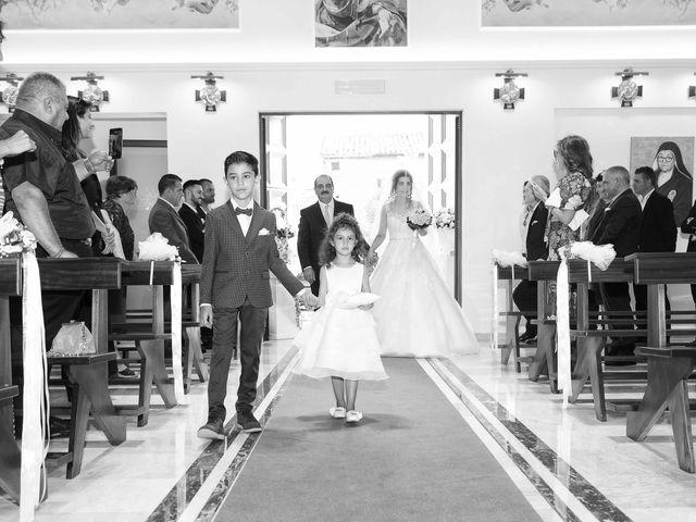 Il matrimonio di Alessandra e Giuseppe a Cosenza, Cosenza 17