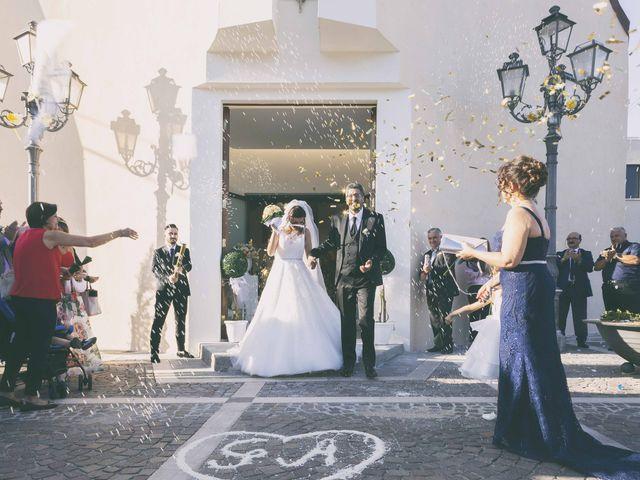 Il matrimonio di Alessandra e Giuseppe a Cosenza, Cosenza 19