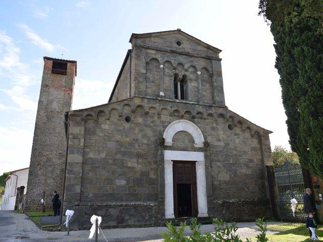 Il matrimonio di Leonardo e Letizia a Montecarlo, Lucca 17
