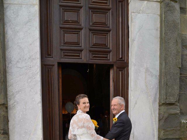 Il matrimonio di Leonardo e Letizia a Montecarlo, Lucca 27