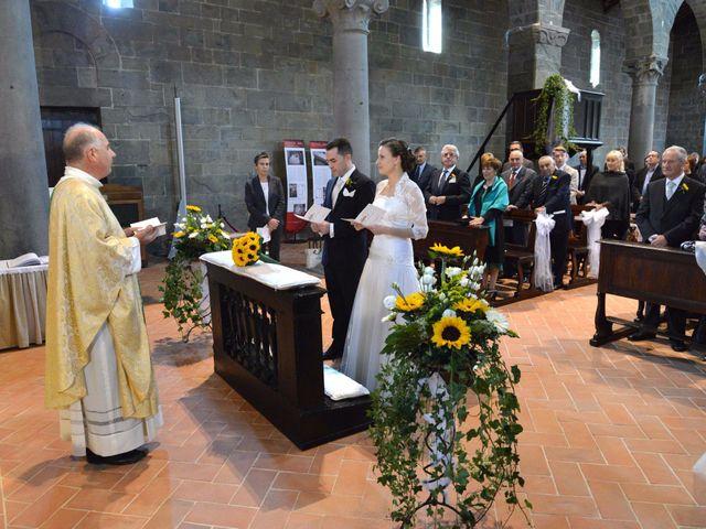Il matrimonio di Leonardo e Letizia a Montecarlo, Lucca 29