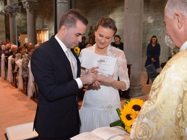 Il matrimonio di Leonardo e Letizia a Montecarlo, Lucca 32